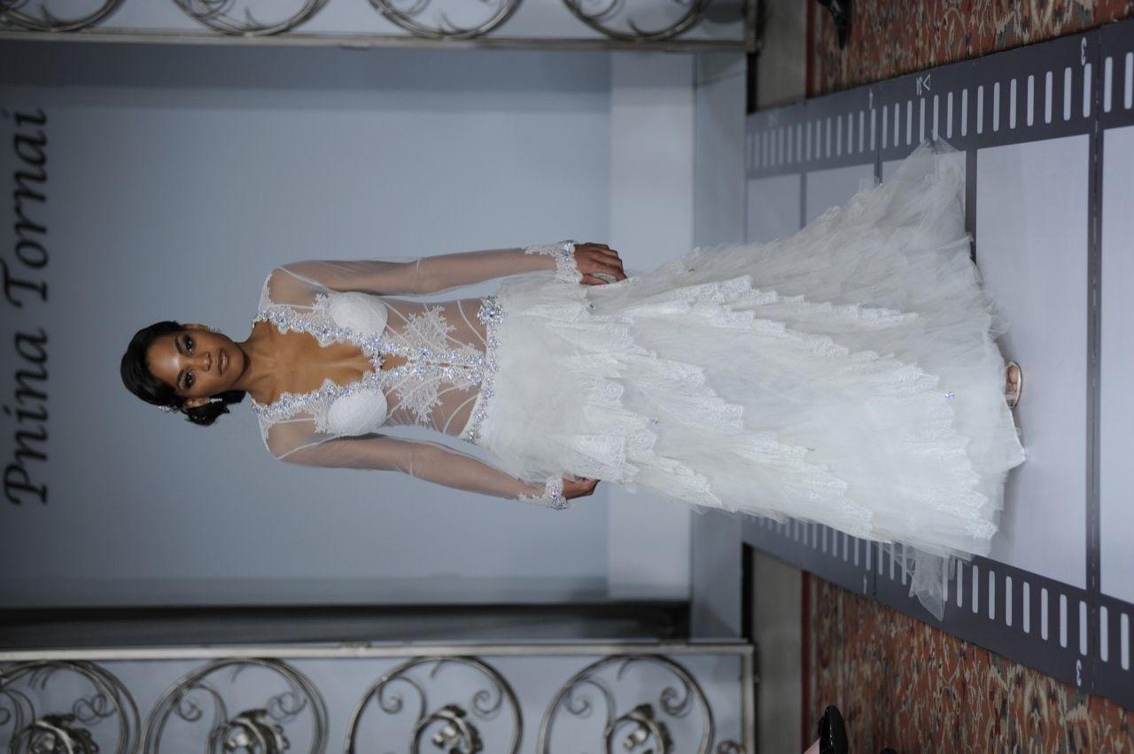panina-wedding-dress-pnina-tornai-Elegant - About Wedding Blog ...