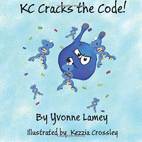 KC Cracks the Code! by Yvonne Lamey. This is a fantasy story about a ...