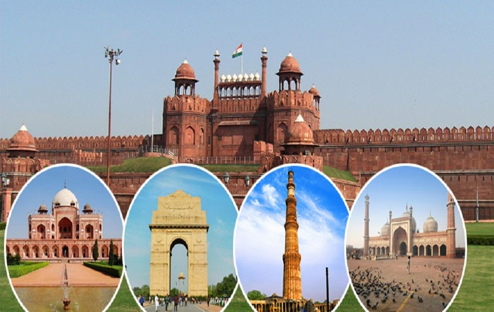 Pin By Pacific India Tour On Delhi Day Tour One Day Tour Day
