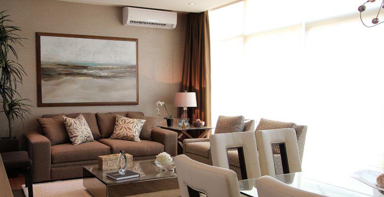 Sala decoraci n del hogar interiores contemporaneo for Decoracion de interiores monterrey