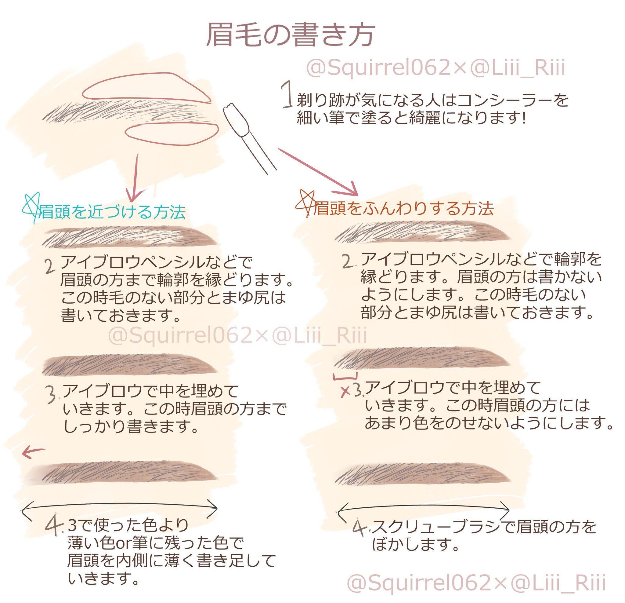 Photo of Liii▷絵とコスメの人🐝 on Twitter