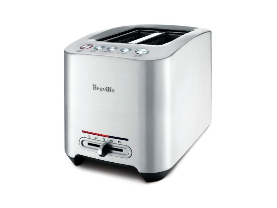 3 Best Toasters Tested By Food Network Kitchen Toaster Toaster Oven Reviews Breville