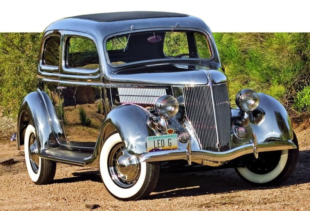 Ford Stainless Steel Ford 1935 1936 Pinterest Ford