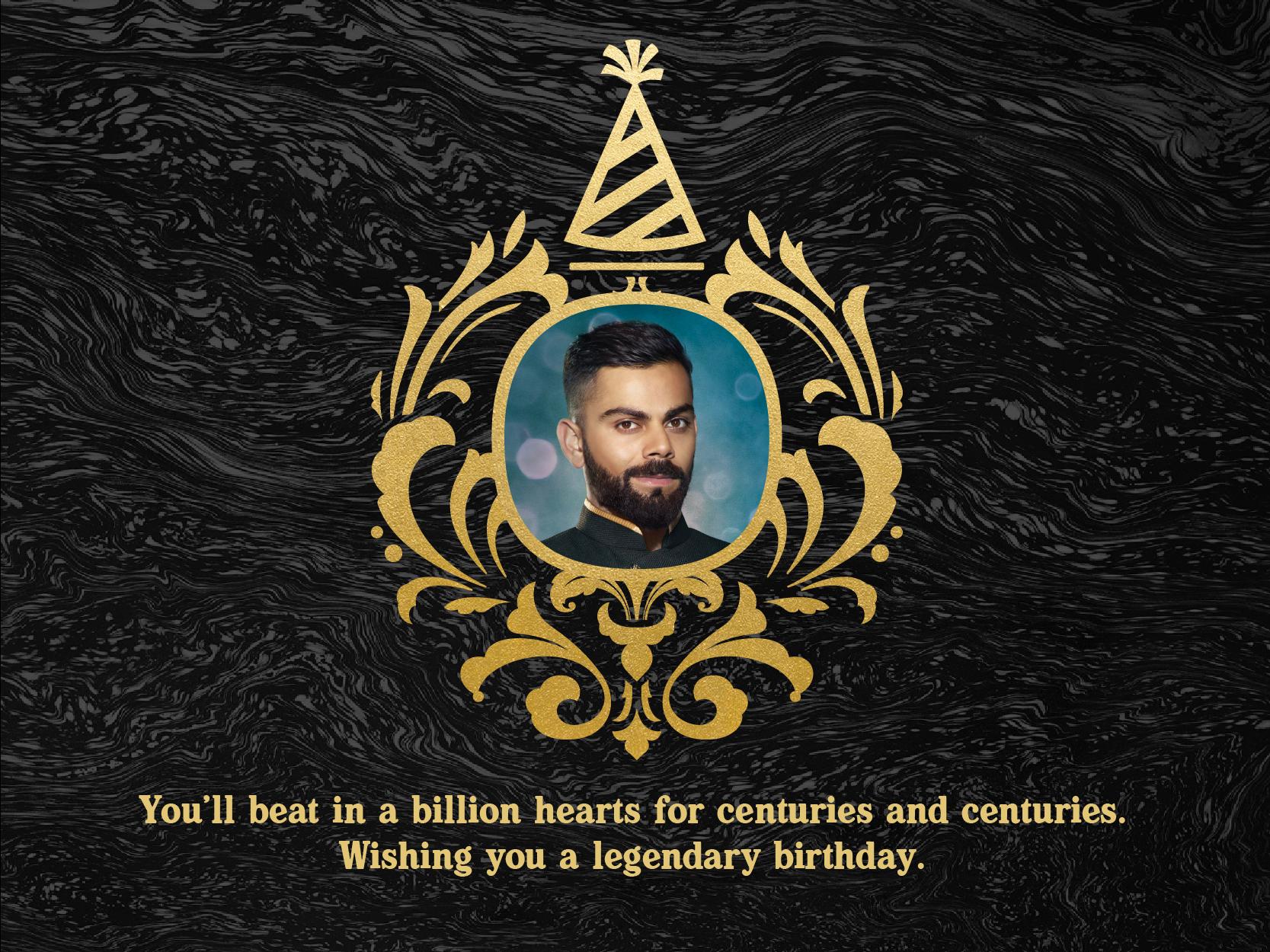 Happy Birthday Virat Quotes ~ Happybirthday virat kohli virat.. pinterest virat kohli and