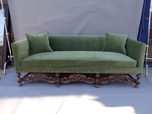 Spanish Colonial Sofa