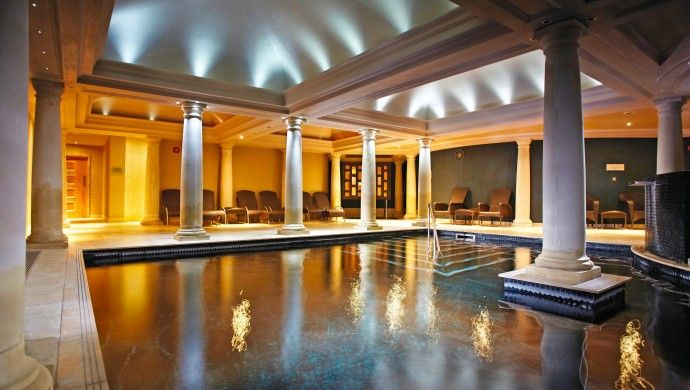 Alexander House And Utopia Spa West Sussex United Kingdom