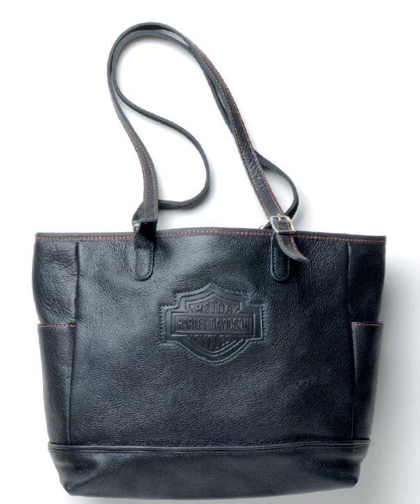 Harley-Davidson® Cut-Out Tote Bag CO681H