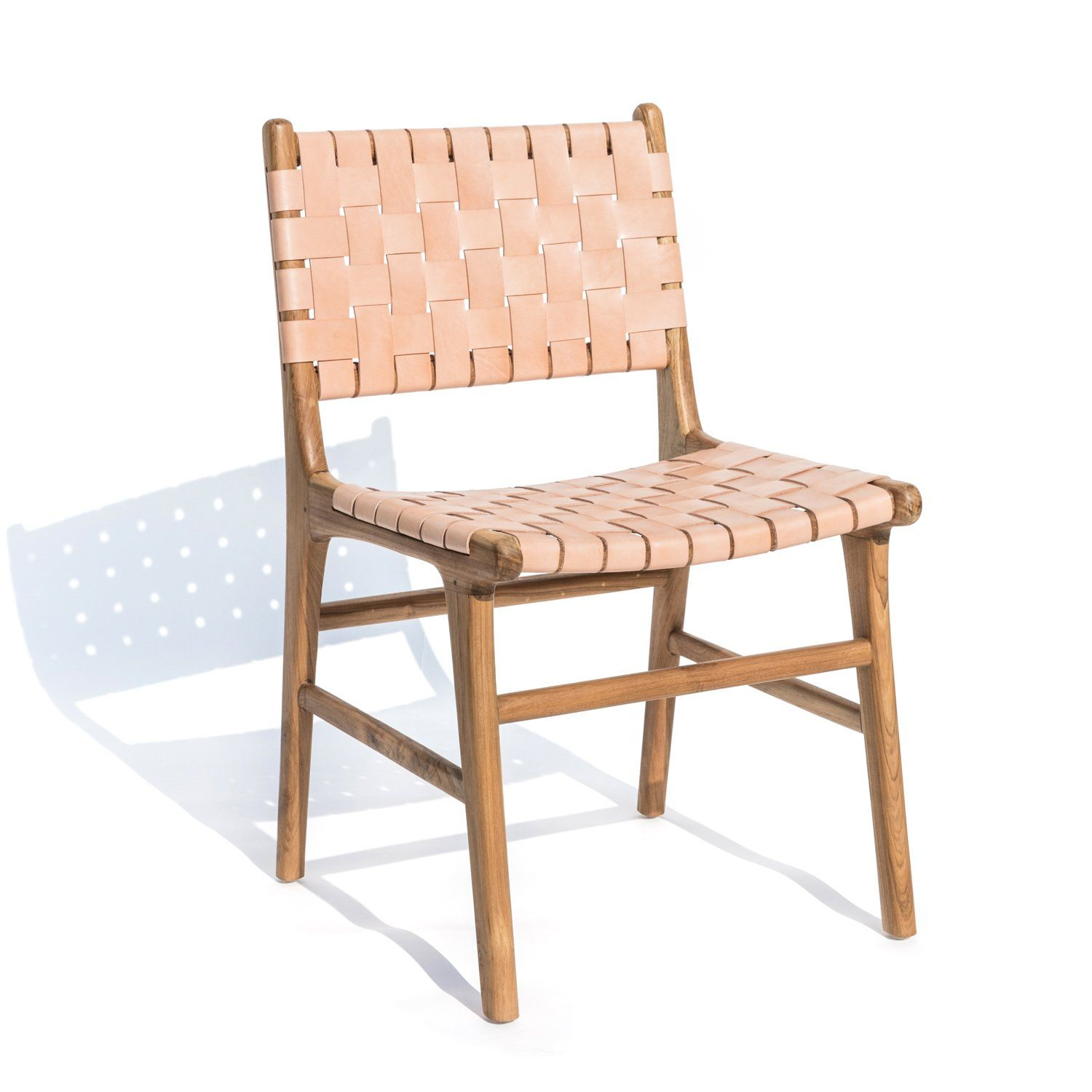 Dining 1 In Natural Woven Dining Chairs Leather Dining Chairs Dining Furniture