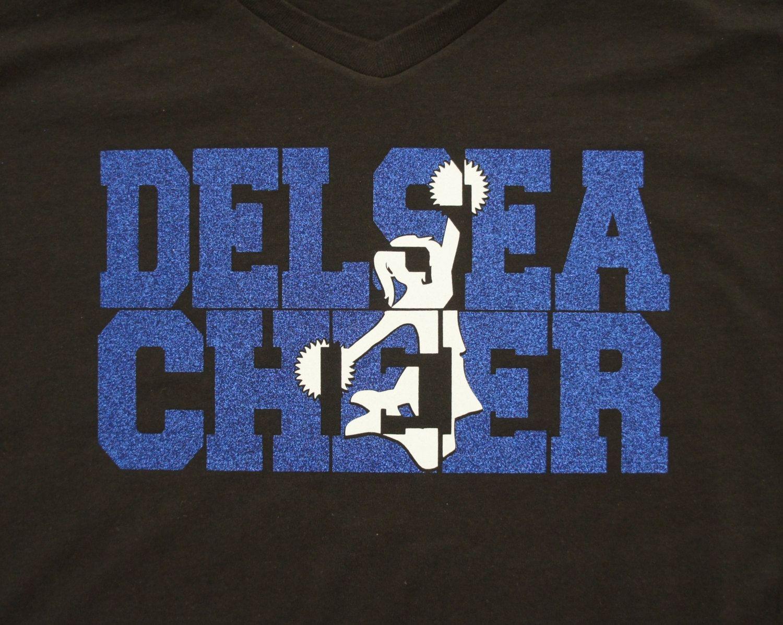 Custom CheerTeam T-shirt, long sleeves, sweatshirt, tank, hoodie ...