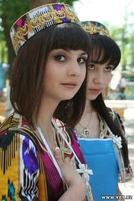 девушки фото узбекистана