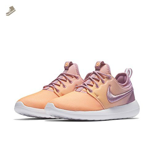 finest selection f4b0d 8027b Nike Women's Roshe Two BR Orchid/Gold/White 896445-500 (SIZE ...