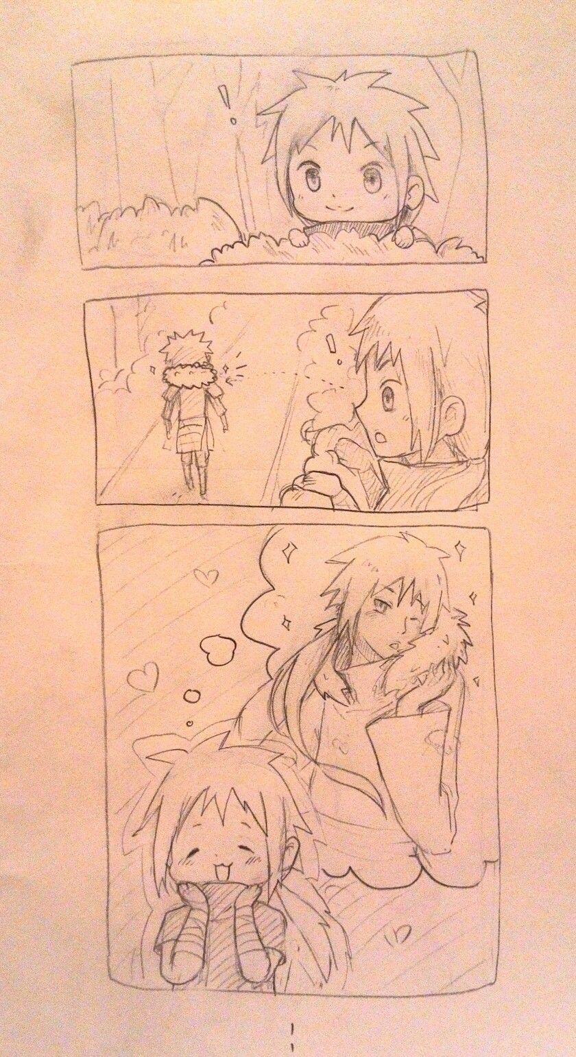 Tobirama x Izuna dojinshi page1 Tobiizu_ by D-chan