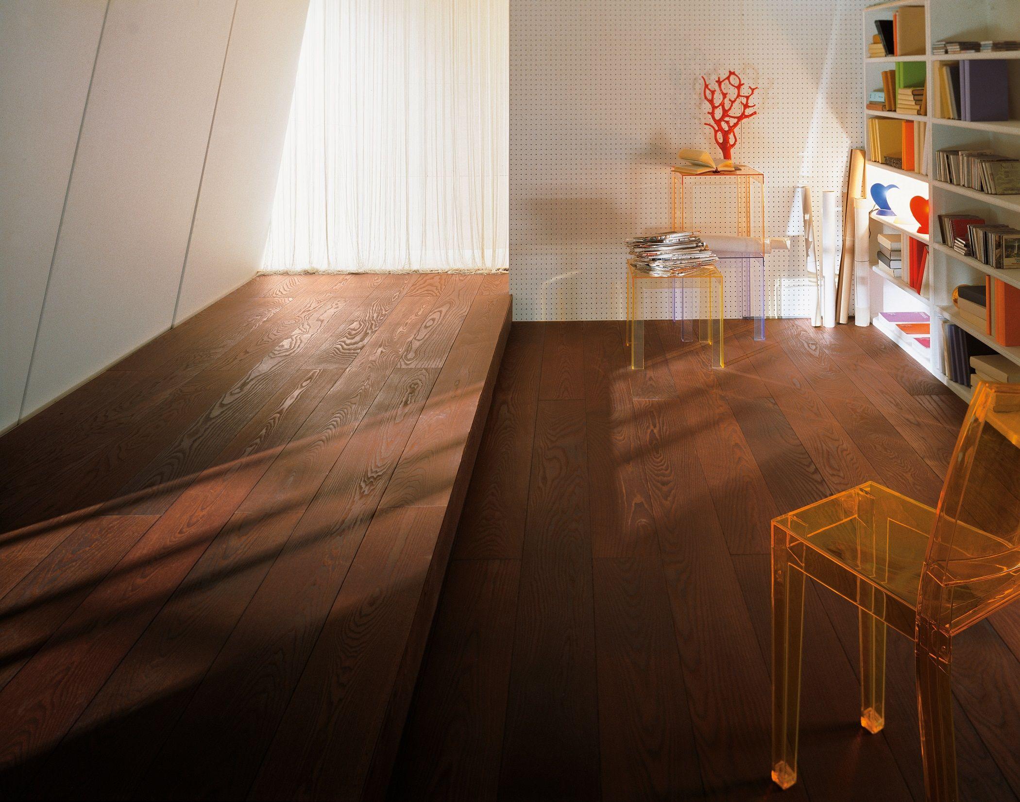 ASH Vulcano Dark Brushed Natural Oil I Wood Floors Mafi
