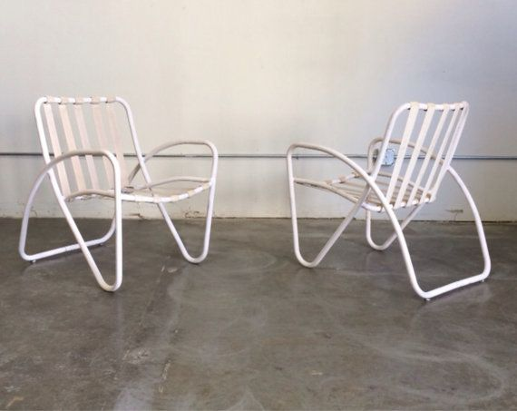 Amazing Vintage 70S Brown Jordan Patio Chairs In 2019 Vintage Pabps2019 Chair Design Images Pabps2019Com