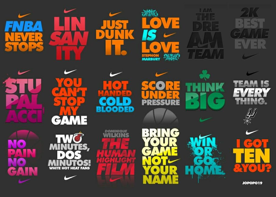 Bring Your Game Not Your Name Kick Ball Hoops Nike