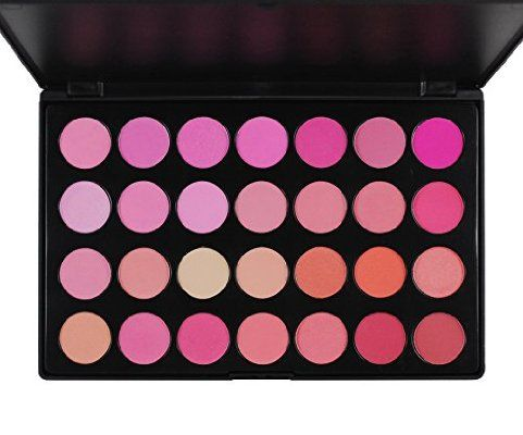 Tavolozza Trucchi ~ Frola cosmetics professional 28 colors blush blusher powder makeup