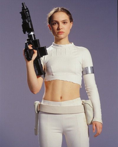 Natalie Portman Star Wars 1, 2,  3 V For Vendetta -5658