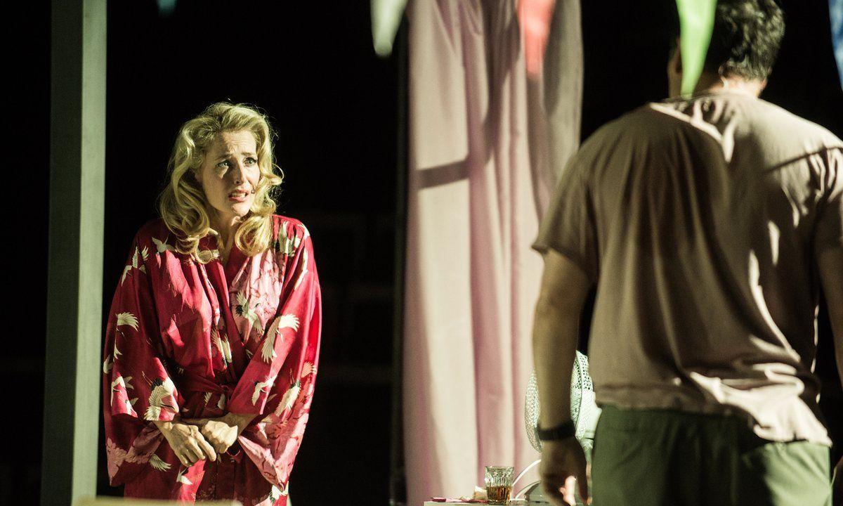 A Streetcar Named Desire review Gillian Anderson haunts