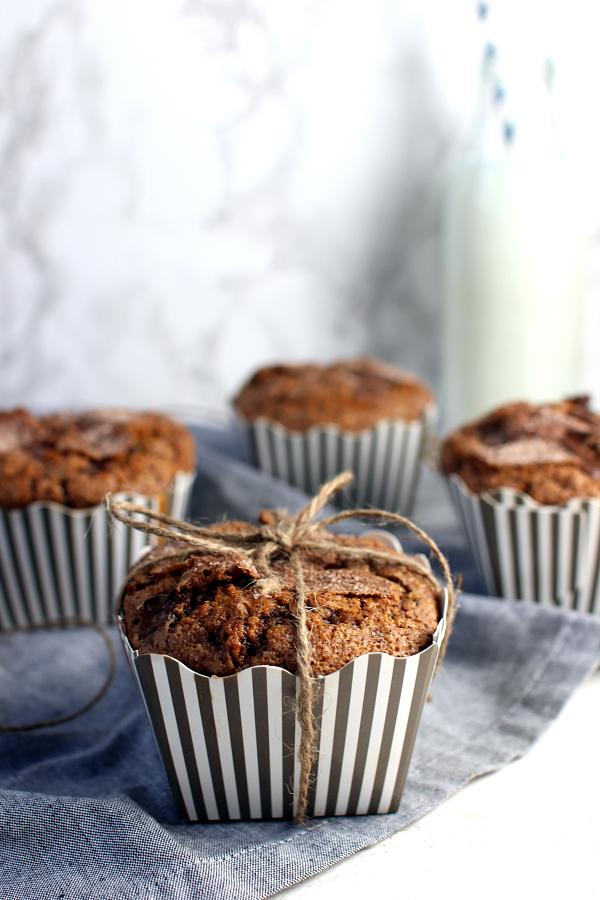 Wicked sweet kitchen: Cinnamon swirl chocolate chip bread