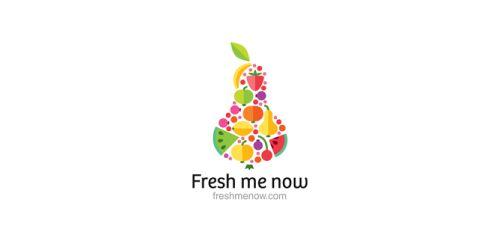 Fresh Inspiration: 50 Fruit and Vegetable Logos | Fuel ...