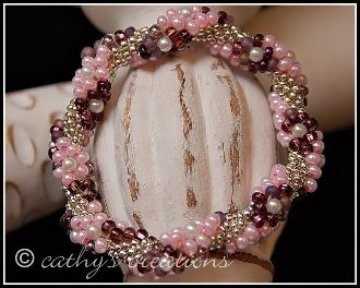 My friend, Cathy, makes some beautiful bracelets...this is my next purchase!