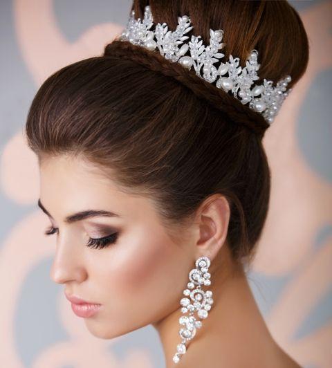 Épinglé par ODAZZ Mariage coiffes et bijoux sur Idées