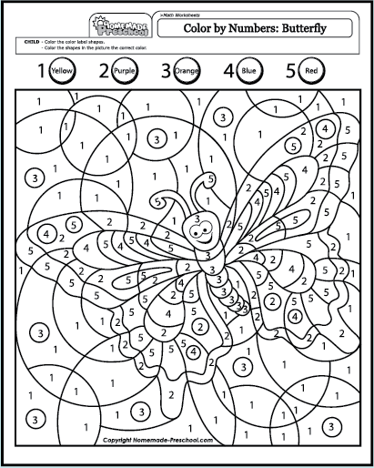 Color By Number Coloring Pages Malen Nach Zahlen Malen Nach Zahlen Kinder Ausmalbilder