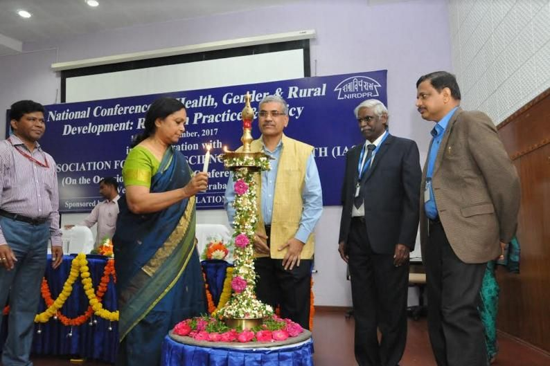 National conference on health gender and rural development