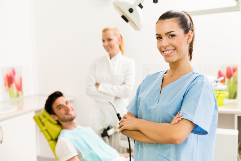 How long does it take to a dental assistant with