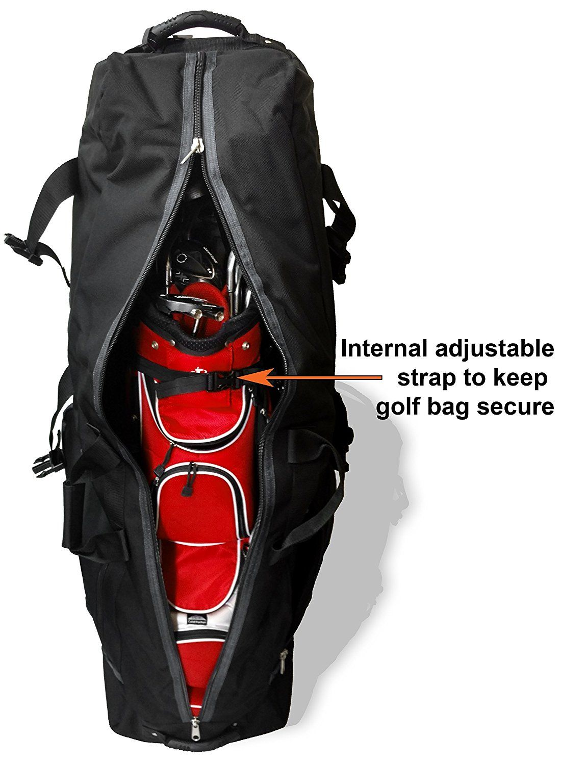 The Constrictor II has been one of the best-selling golf travel bags on  Amazon for numerous years and continues to be one of the best values in golf . 99676c1570