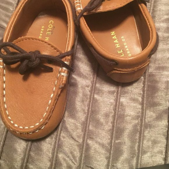 Cole Haan toddler loafers Tan loafers, Cole Haan for boys toddler size 4  Cole…