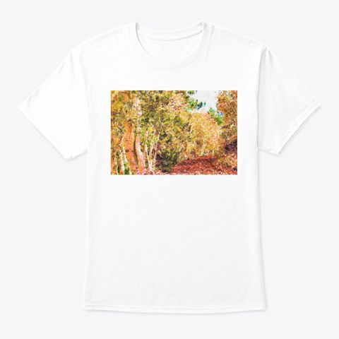 Art Tee Art T Shirt Watercolor Painting 78 Watercolor