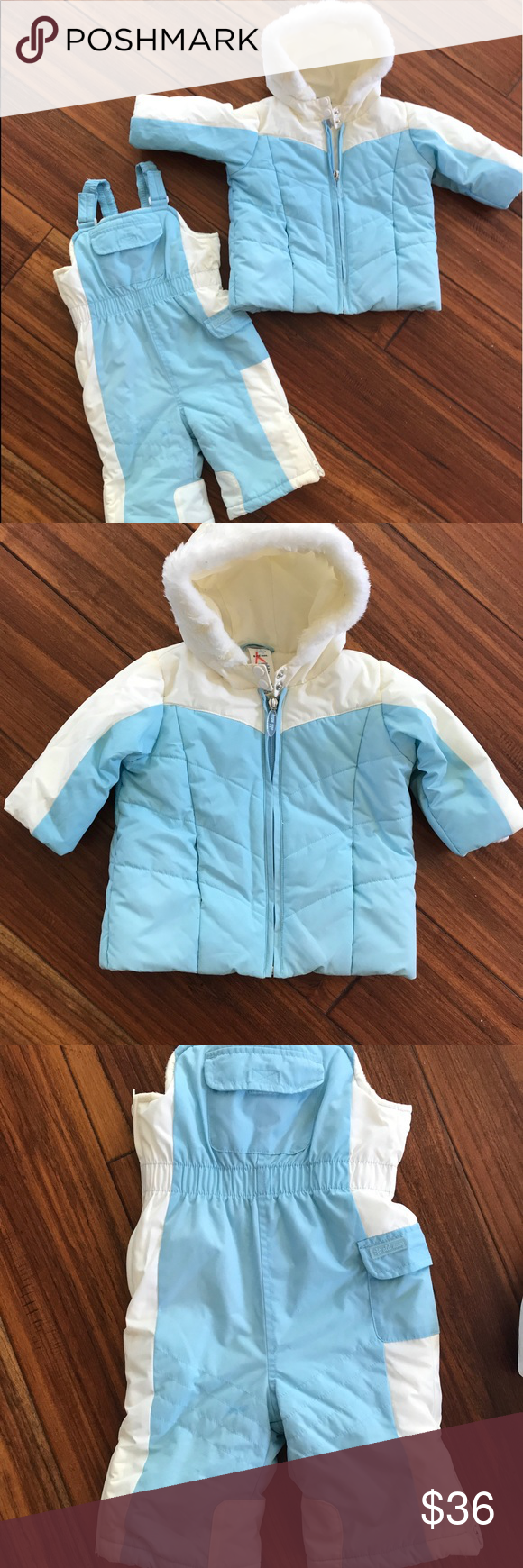 c160bbcac36e Old Navy Kid s Snow Suit 6-12 months