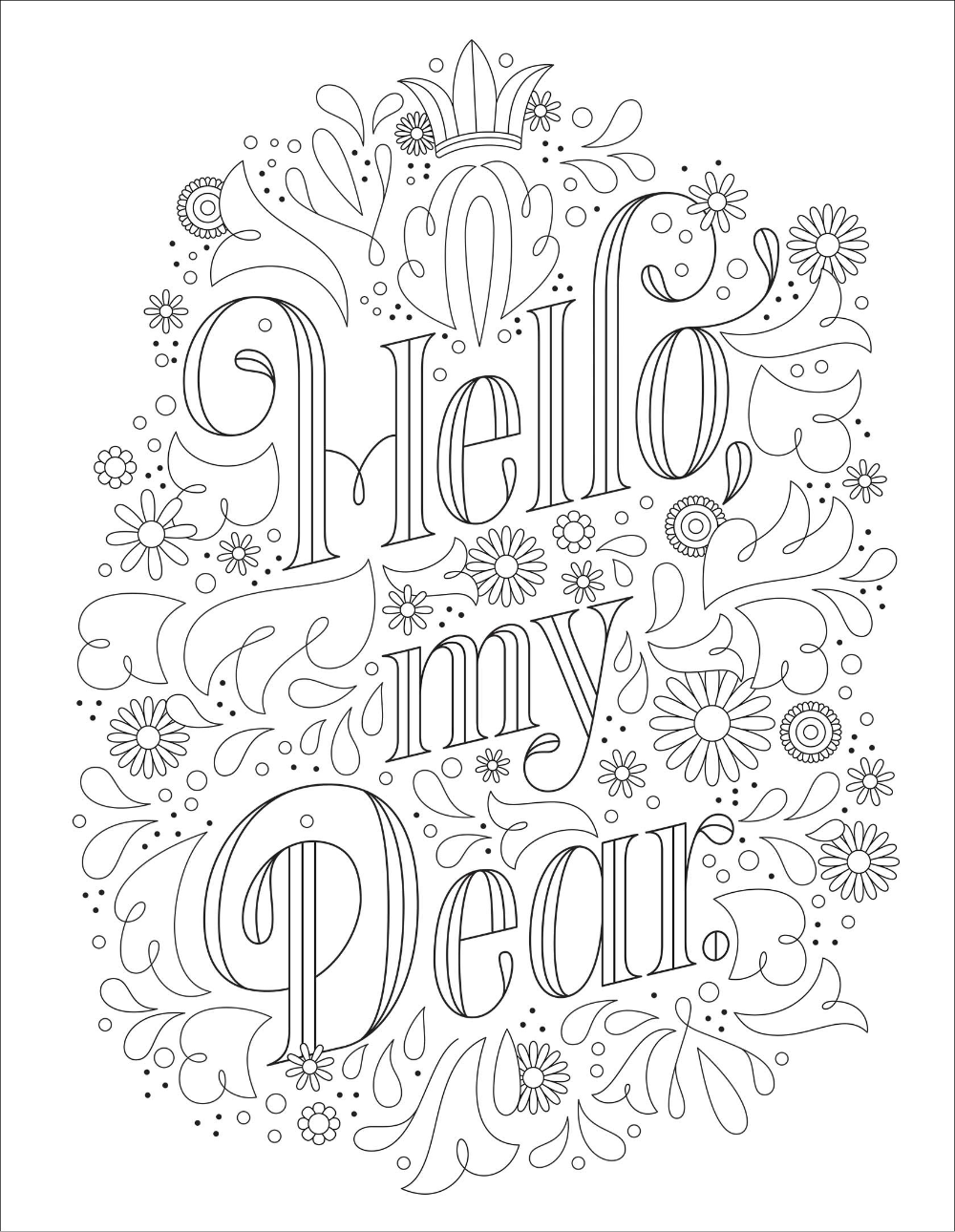 Harper Collins Coloring Book Quotes Quote Coloring Pages Coloring Books