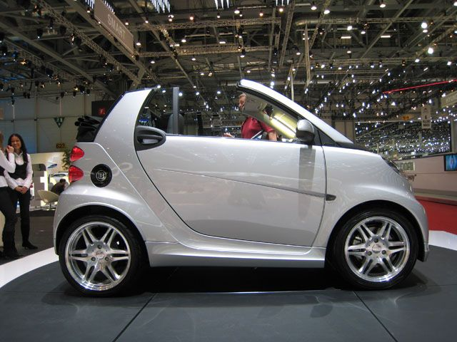 Smart Car My Next Vehicle
