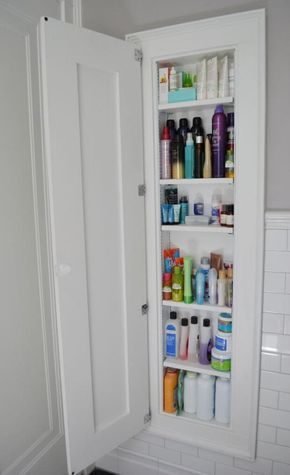 Photo of 25 Brilliant Built-in Bathroom Shelf und Storage Ideas – Seite 9 von 26