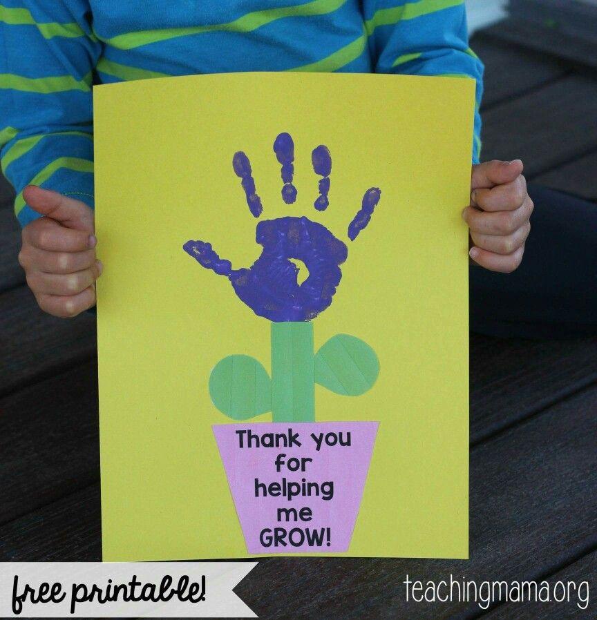 Teacher Appreciation Day Teacher Thank You Cards Teacher Appreciation Cards Nursery Teachers Gifts