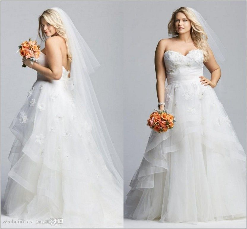 Fat Girl Wedding Gowns - MSMBE.Org | Msmbe | Pinterest | Fat, Gowns ...