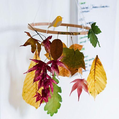 Basteln Mit Naturmaterialien Hallo Herbst Basteln Mit