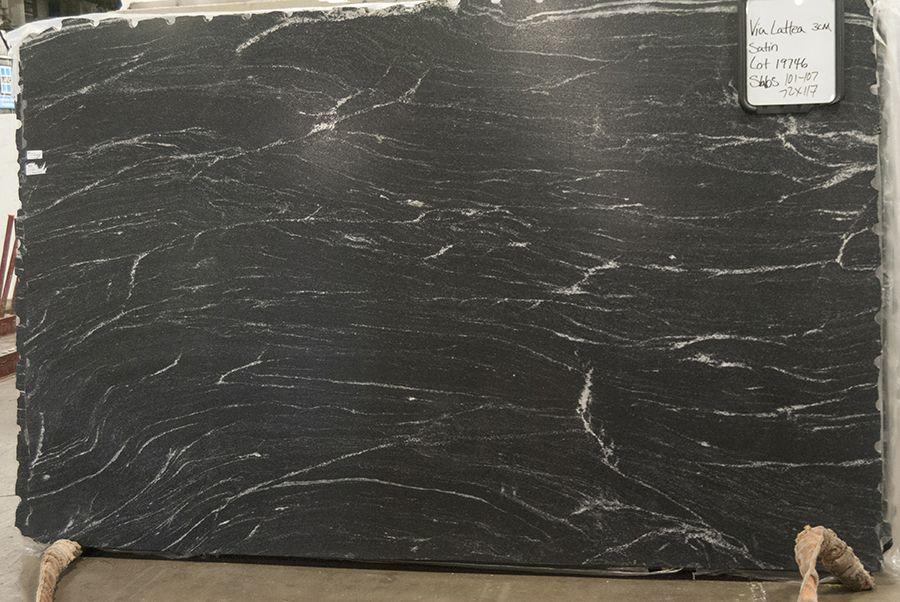 Via Lattea Satin Granite Marble Slab