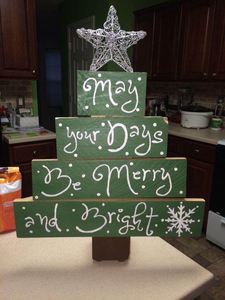 resultado de imagen de christmas tree pallets christmas wood christmas holidays pallet ideas for