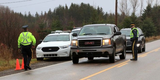 Nova Scotia Rcmp To Participate In National Road Safety Week
