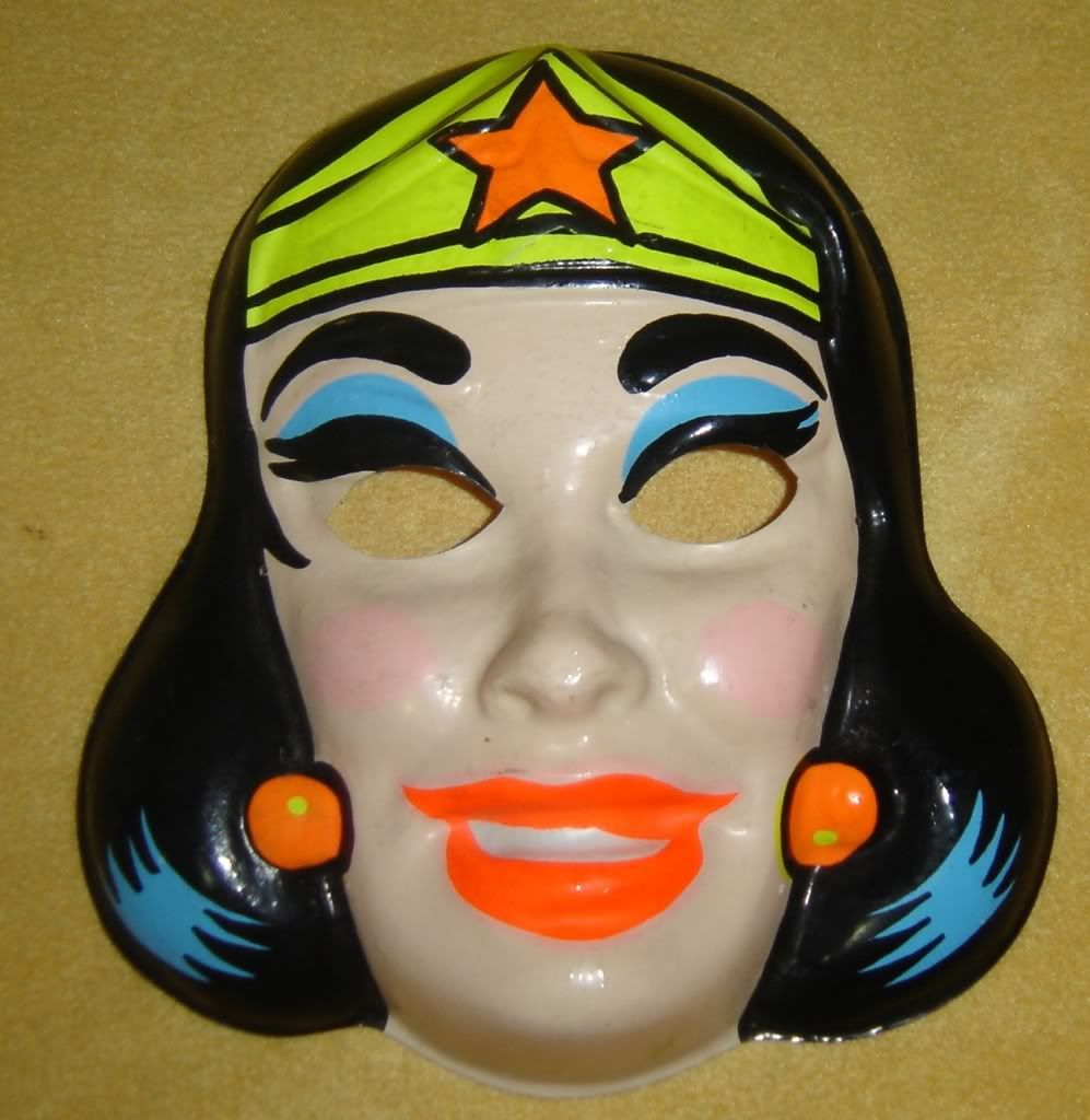 Wonder Woman Halloween Mask | Wonder woman | Pinterest | Wonder ...