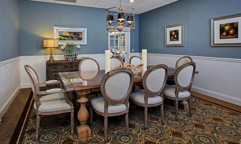 Maplewood At Danbury In Danbury Ct Has Private Dining Rooms
