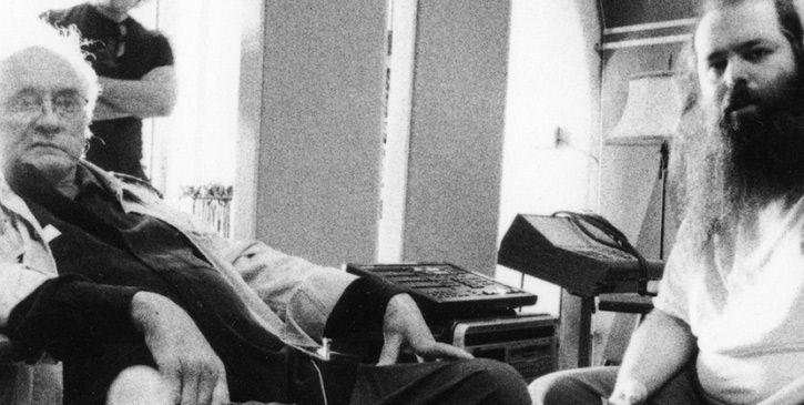 Johnny Cash et Rick Rubin