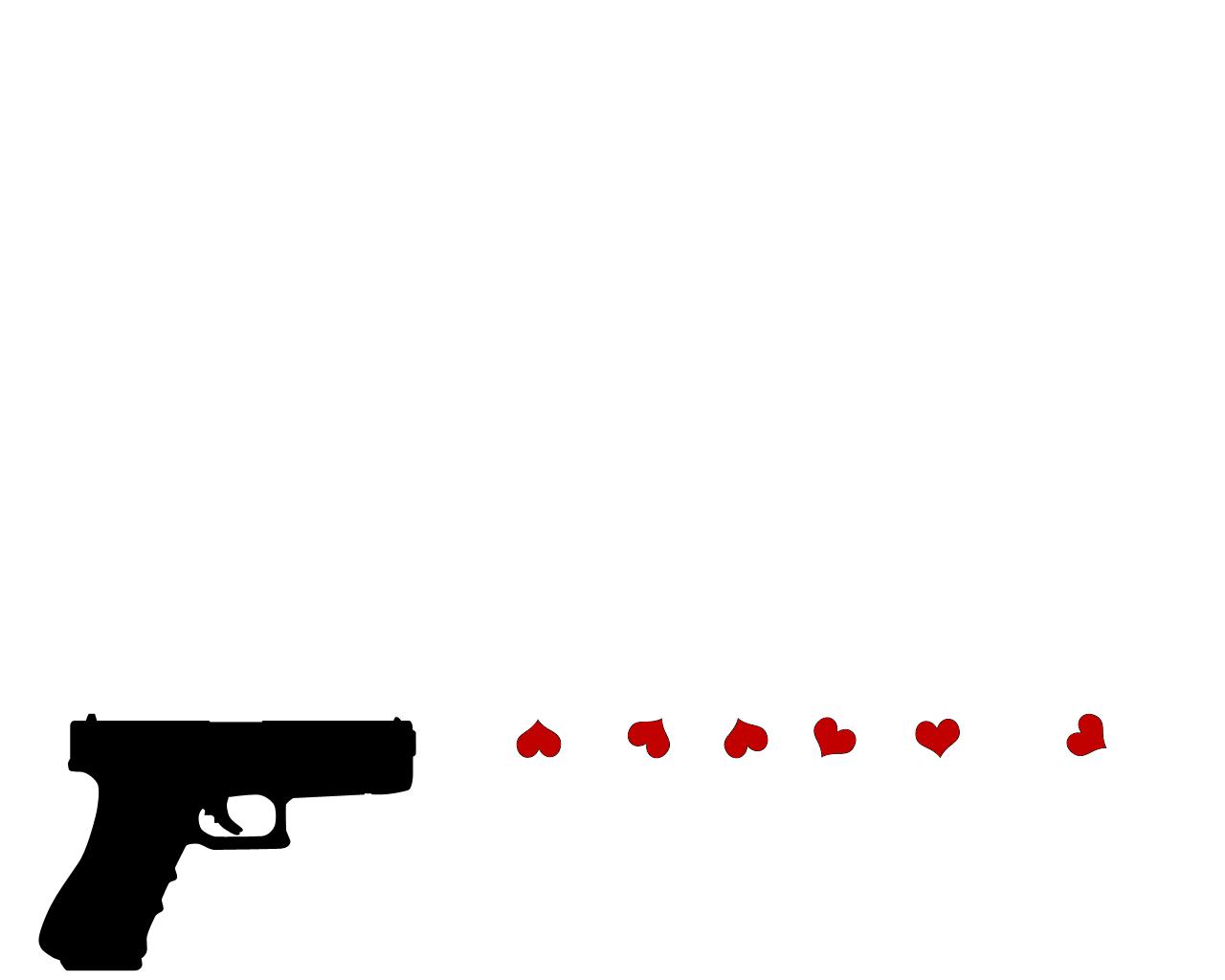 Love gun | Kels | Pinterest | Guns