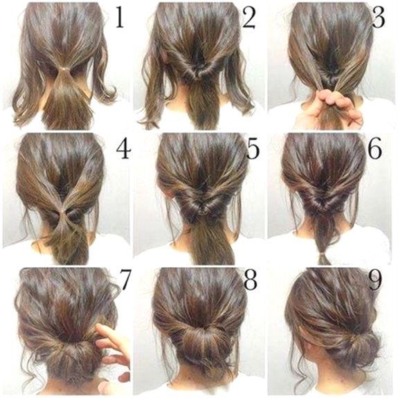 Peinados formales simples y rápidos