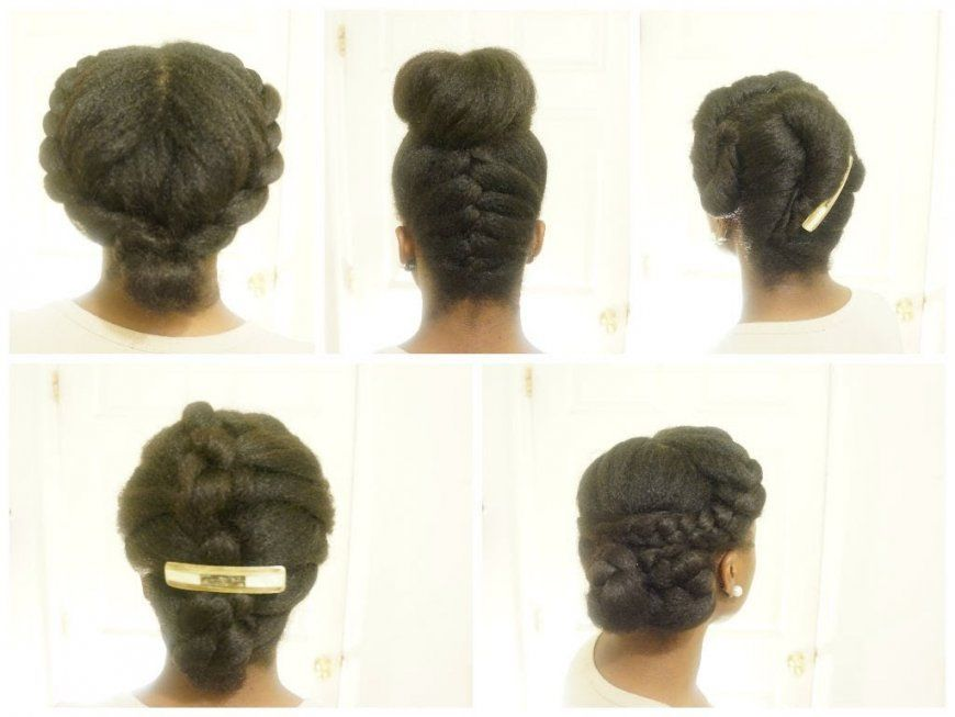 5 Minute Hairstyles For Short Natural Hair Hairstyles