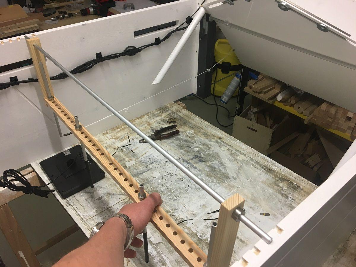 Herstellung Robohut Mahroboter Garage Fur Ihren Mahroboter