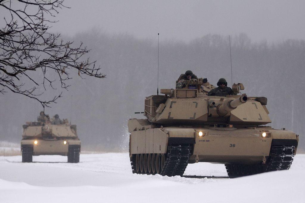 미국 주방위군 (National Guard)의 다양한 모습들 - 유용원의 군사세계